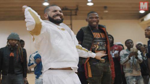 Drake y BlocBoy JB lanzan el banger 'Look Alive' en formato videoclip