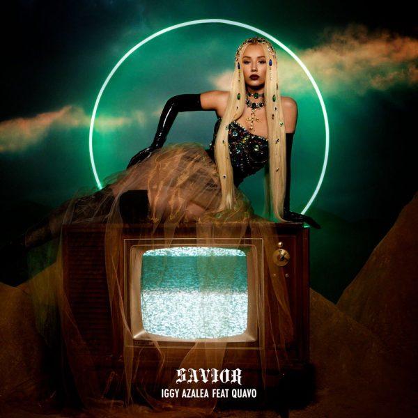 Quavo acompaña a Iggy Azalea en su nuevo single 'Savior'