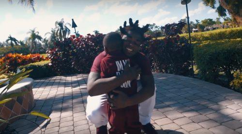 Kodak Black anuncia un nuevo álbum con el clip de 'Fall Thru'