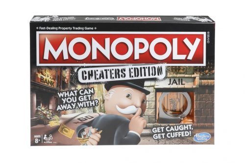 Si siempre haces trampas a tus colegas este es tu Monopoly