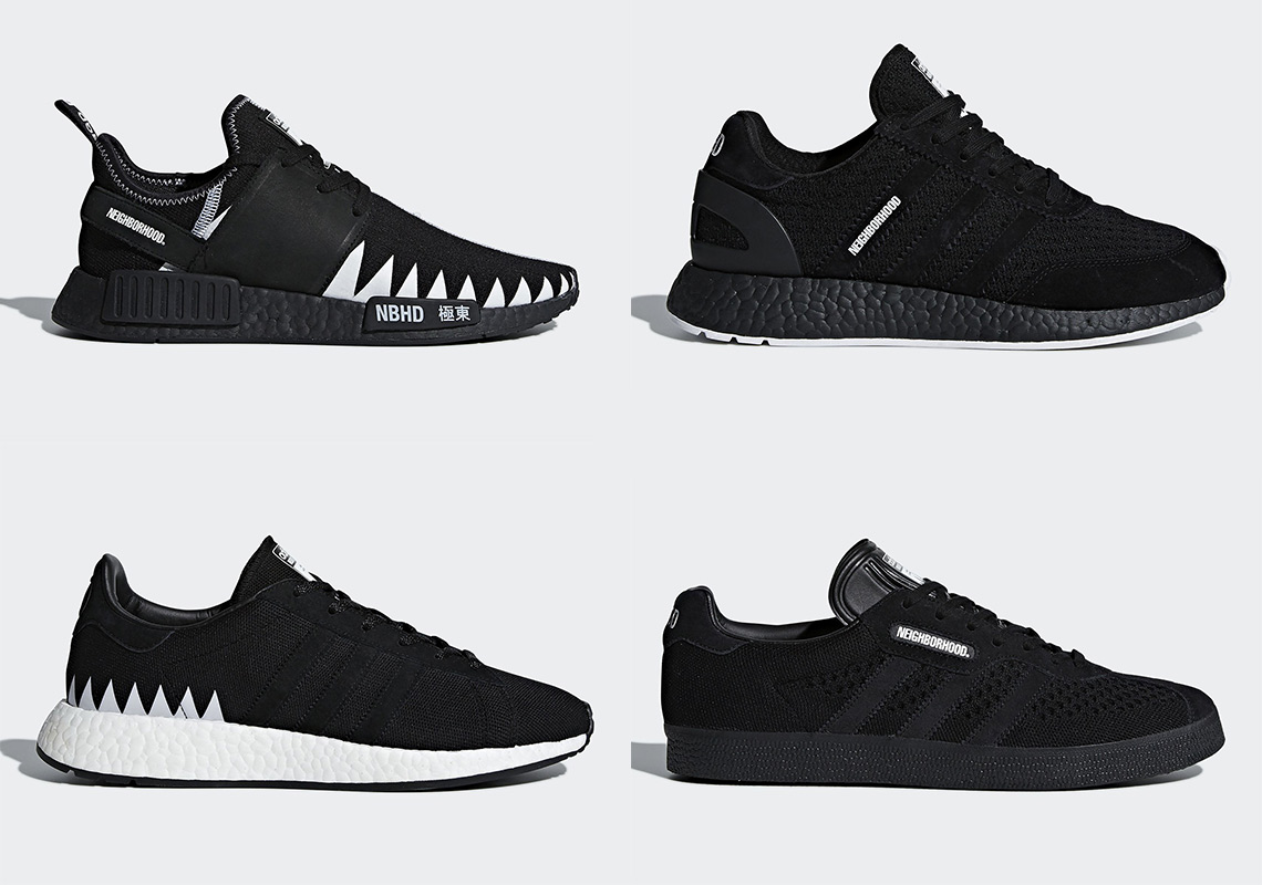 neighborhood adidas february 2018 - #Kicks4ThisWeek: los lanzamientos de sneakers que no puedes perderte (02/18)