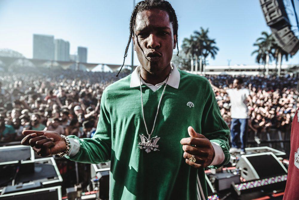 A$AP Rocky confirma en Berlín que su álbum está listo para salir