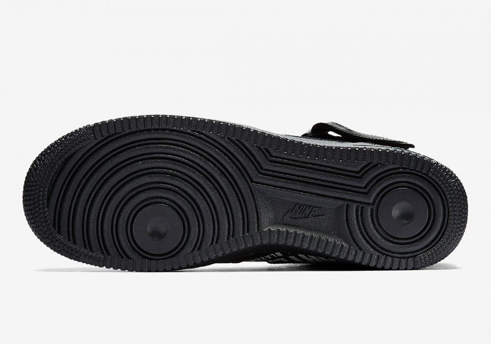 supreme nike air force 1 mid black aq8017 001 3 1000x702 - Así son las imágenes oficiales de las Supreme x NBA x Nike Air Force 1