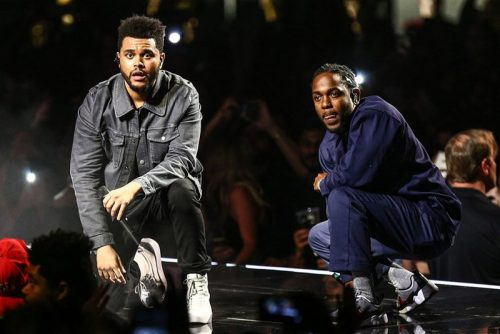 The Weeknd y Kendrick Lamar se unen para 'Pray For Me'