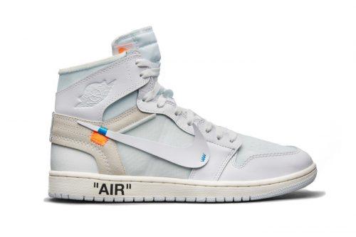 Se retrasa la salida de las Virgil Abloh x Air Jordan 1 white
