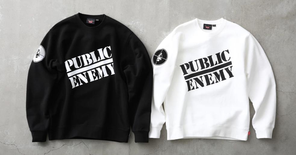 7 - Supreme y Undercover se unen a Public Enemy para traernos la colaboración del año