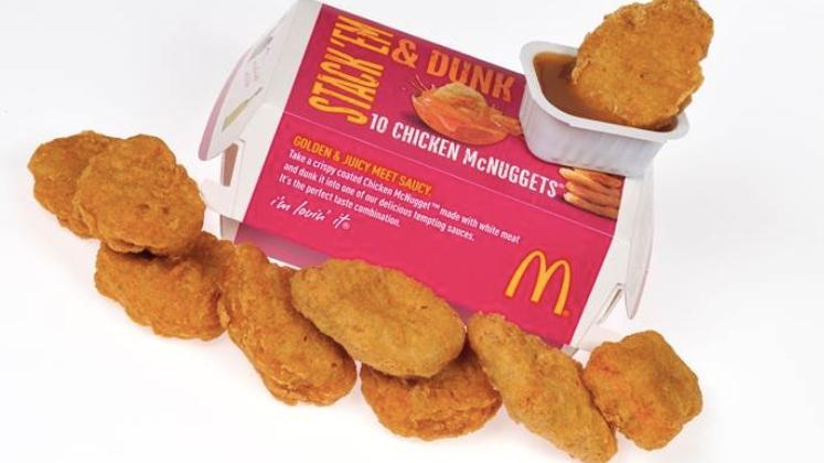 #MeVsNuggets: o la historia del tío que se comió 115 nuggets