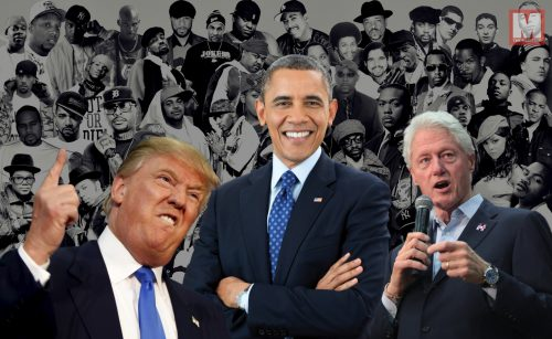 El hip hop en la Casa Blanca: una historia de fans y detractores