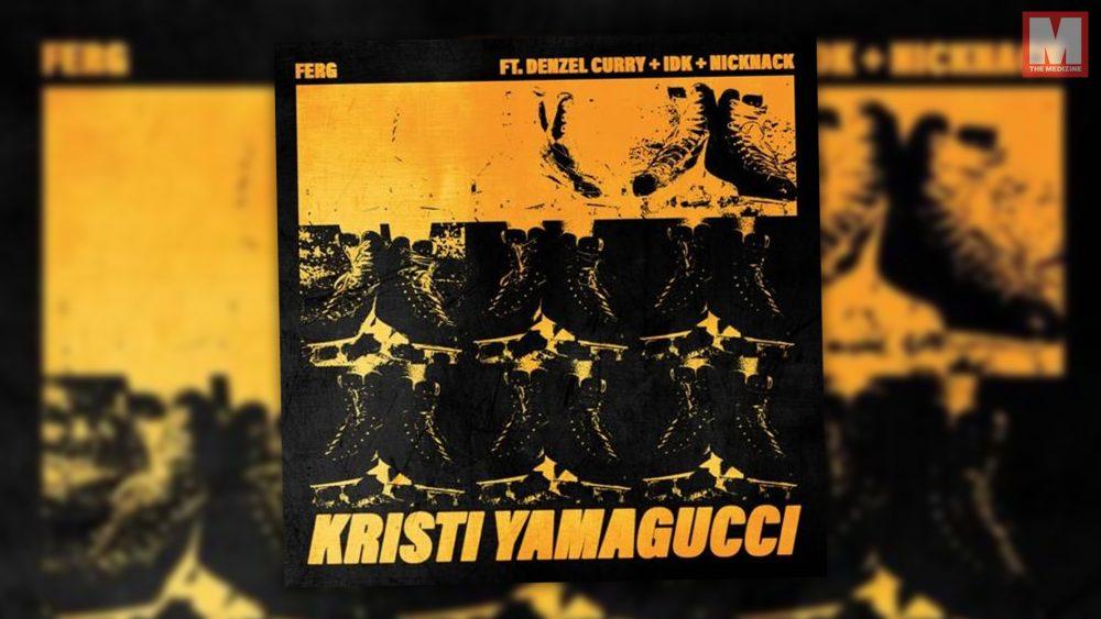 A$AP Ferg, Denzel Curry y IDK forman equipo en 'Kristi YamaGucci'