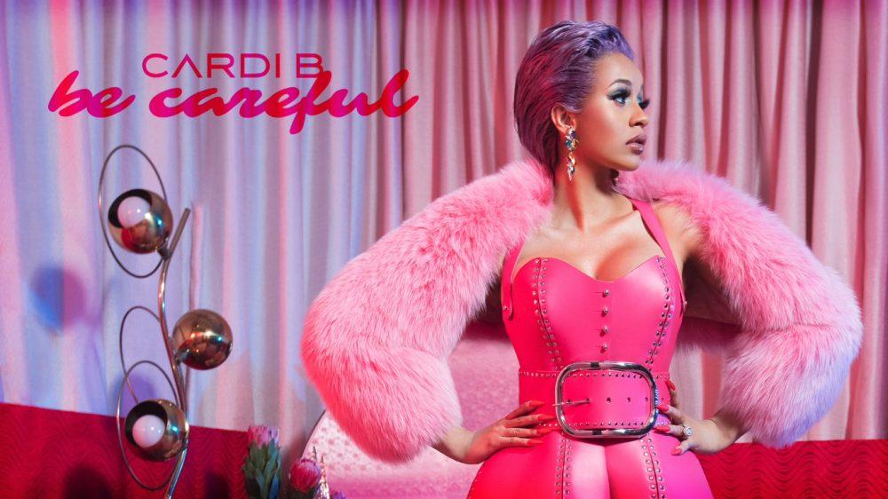 Cardi B nos pone a punto para su álbum con 'Be Careful'