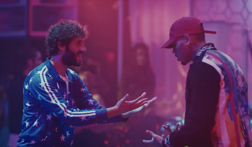 Chris Brown y Lil Dicky intercambian un día en sus vidas en 'Freaky Friday'