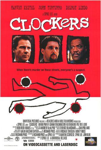 clockers 339x500 - Recopilamos las 6 mejores películas de Spike Lee