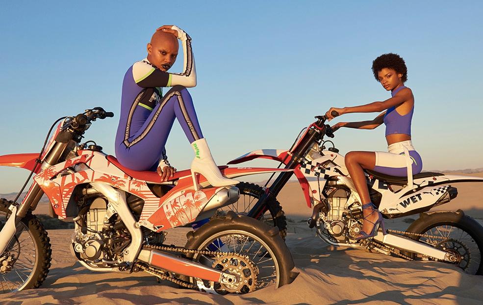 d 2 - Unión entre dos mundos en la nueva colección de Fenty x Puma by Rihanna