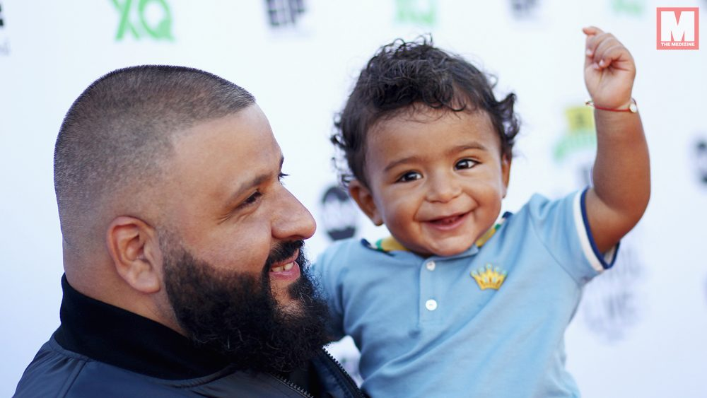 DJ Khaled allana el terreno para 'Father of Asahd' con un vídeo emotivo