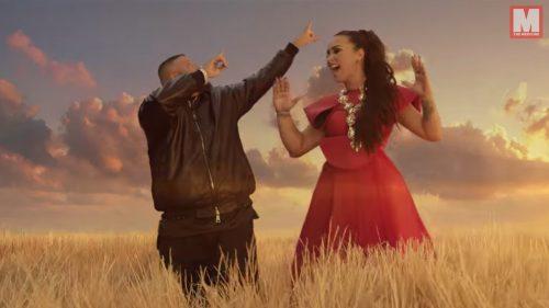 DJ Khaled se mete a Disney en el bolsillo con Demi Lovato en 'I Believe'