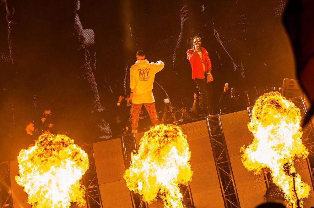 El hip hop y la electrónica se dan la mano una vez más en el Ultra Music Festival