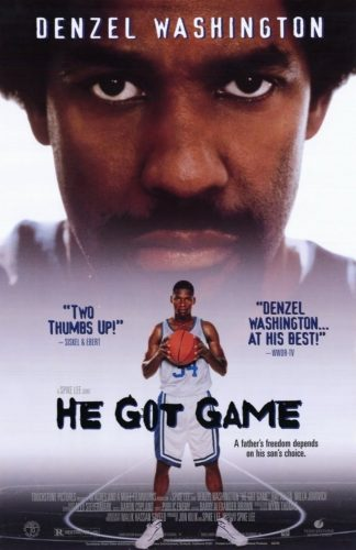 he got game 324x500 - Recopilamos las 6 mejores películas de Spike Lee