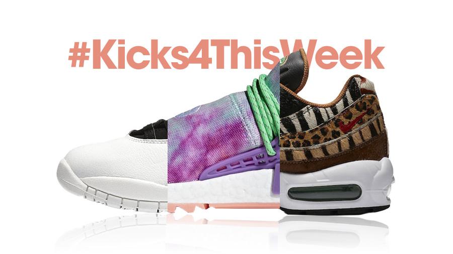 #Kicks4ThisWeek: Yeezys, Pharrell x adidas y colecciones especiales
