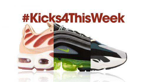 #Kicks4ThisWeek: lanzamientos potentes para añadir a tu armario esta semana