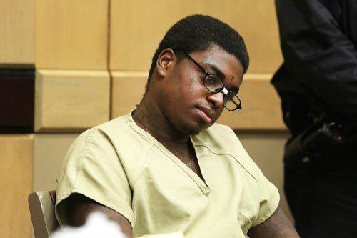 Kodak Black está en aislamiento en la cárcel por una llamada ilegal
