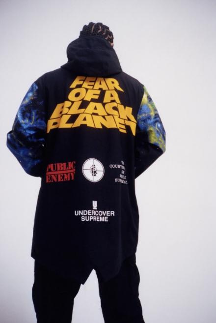 q - Supreme y Undercover se unen a Public Enemy para traernos la colaboración del año