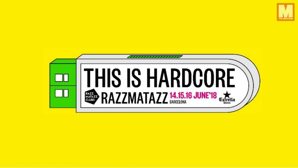 Razzmatazz ya tiene lista la próxima edición de su This Is Hardcore
