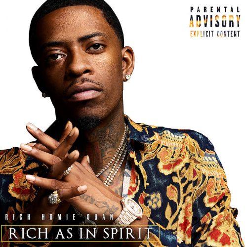 Disfruta del nuevo álbum de Rich Homie Quan 'Rich As In Spirit'