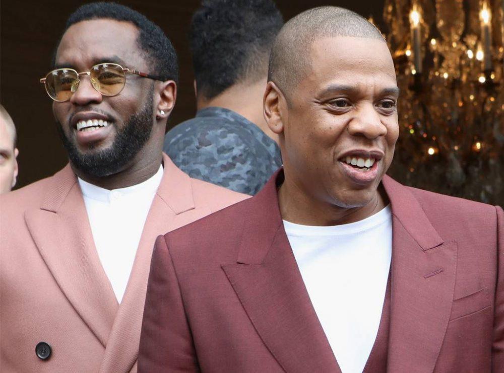 Diddy ha desvelado que trabaja en un proyecto junto a JAY-Z