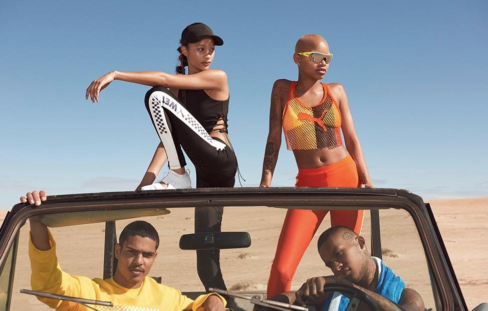s 2 - Unión entre dos mundos en la nueva colección de Fenty x Puma by Rihanna