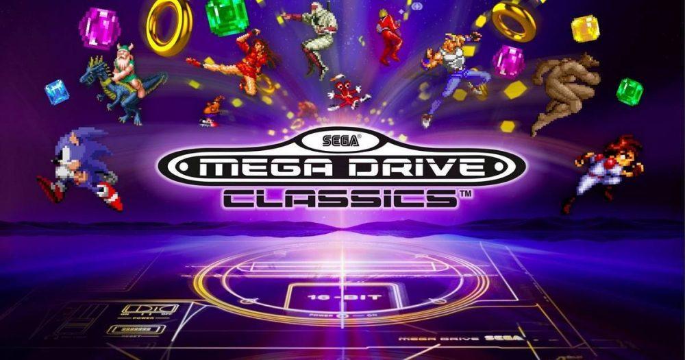 Sega Mega Drive Collection Los Mejores Juegos En Tu Ps4 Xbox O Pc