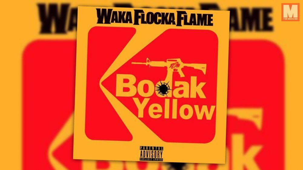 Waka Flocka Flame lanza su propio remix del 'Bodak Yellow' de Cardi B
