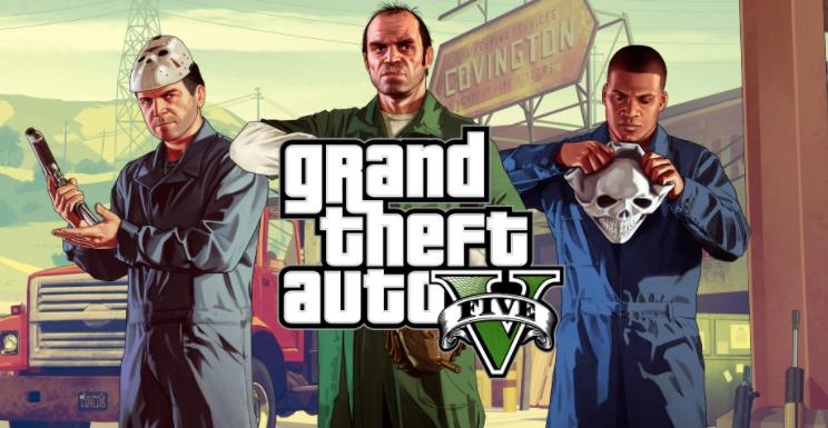 El Grand Theft Auto V ha generado más dinero que cualquier película
