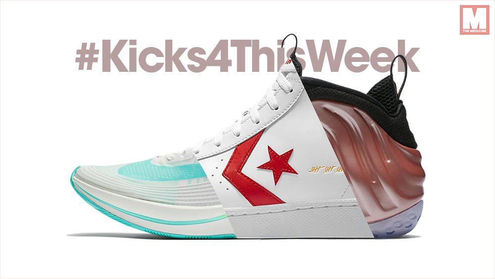 #Kicks4ThisWeek: los lanzamientos de sneakers que no puedes perderte