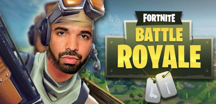 Drake dice que rapeará sobre Fortnite si ponen un emote de 'Hotline Bling'