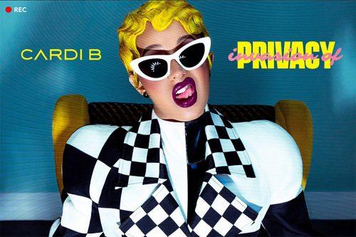 Ya está disponible 'Invasion of Privacy', el álbum debut de Cardi B