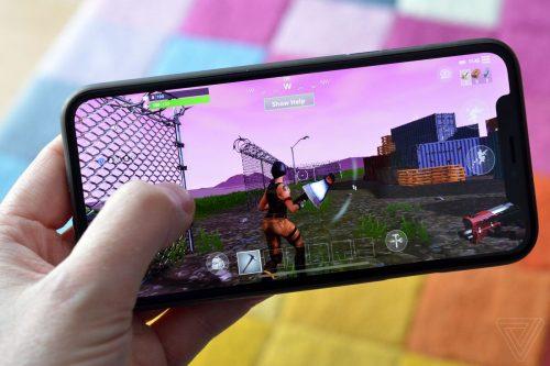 El exitoso juego Fortnite Mobile ya está disponible para iOS