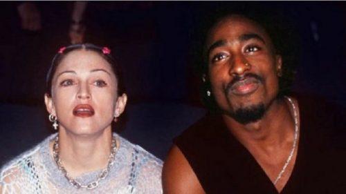 La carta de ruptura de Tupac a Madonna volverá a ser subastada