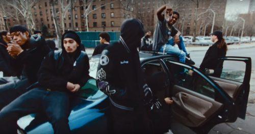 A$AP Rocky pone imágenes a su single 'A$AP Forever'