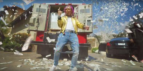 Lil Pump publica el loco videoclip de su última canción 'ESSKEETIT'