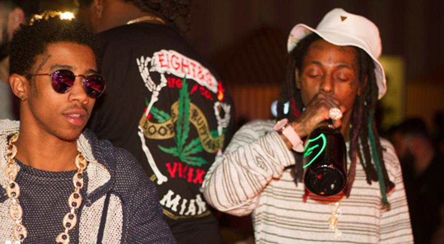 Lil Wayne, Trippie Redd y Lil Twist se juntan en 'Fires & Desires'