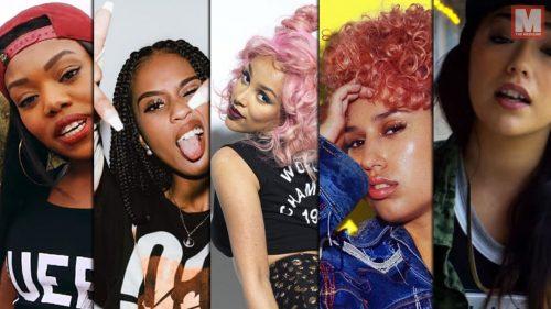 Las mujeres underground del hip hop internacional (I)