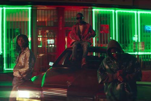 Rae Sremmurd y Travis Scott se vuelven vampiros en el clip de 'CLOSE'