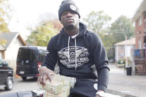La mánager de Ralo dice que el rapero ha sido arrestado por sus letras