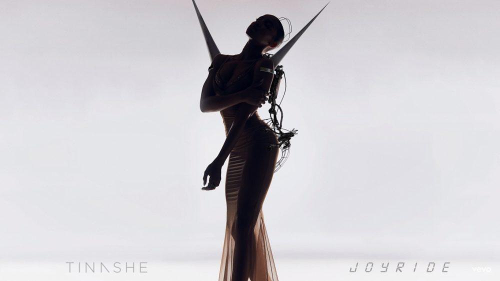 Tinashe debuta su esperado tercer álbum de estudio 'Joyride'