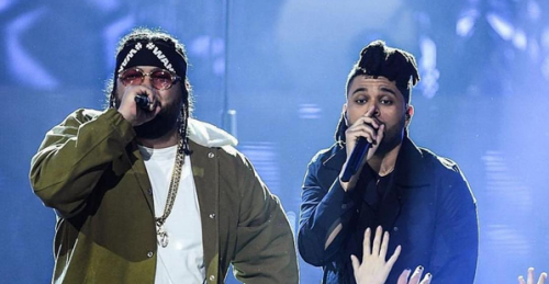 Atacan a Belly durante la actuación de The Weeknd en Coachella