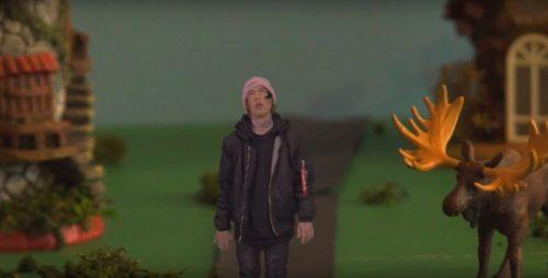 Lil Xan se acompaña de Cole Bennett para el clip de 'Deceived'