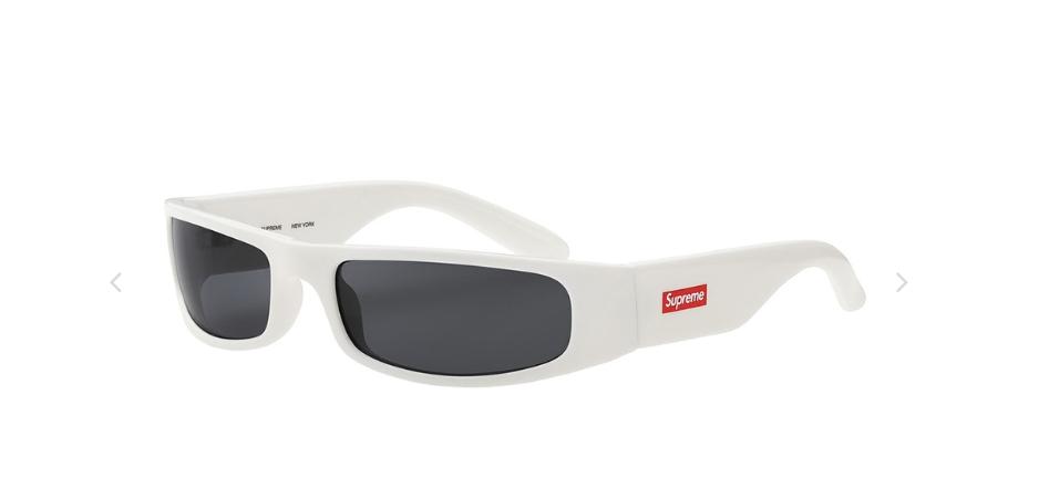 Así son las gafas de sol del nuevo drop de Supreme