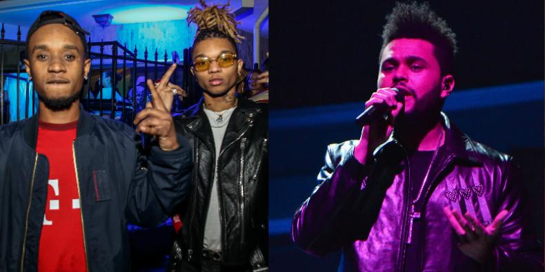 The Weeknd se une a Rae Sremmurd para el single 'Bedtime Stories'