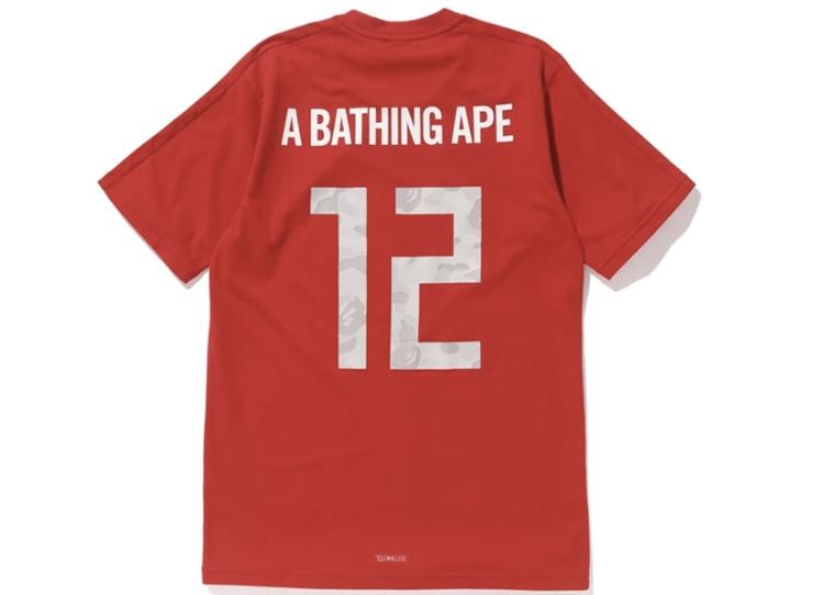 4 - La nueva colección de BAPE x adidas Originals está al caer