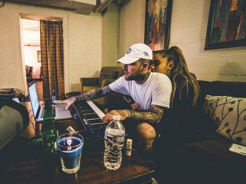 Ariana Grande confiesa tras la ruptura tener en Mac Miller a uno de sus mejores amigos